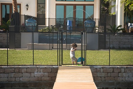 child pool safety fence installations Albany, New York