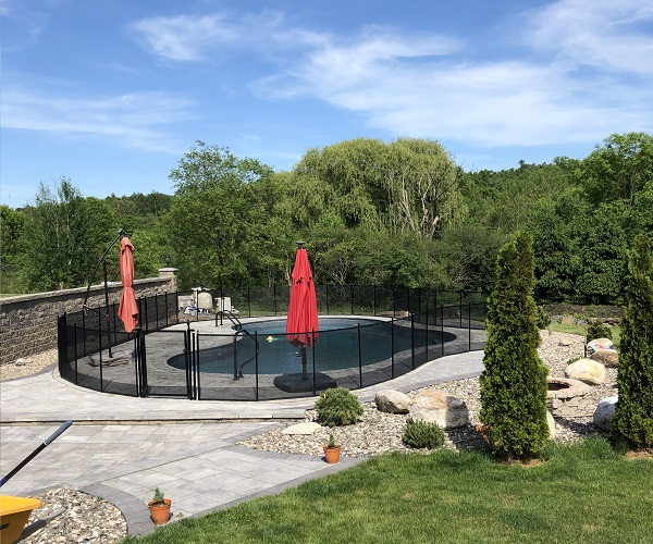 pool fence installations in Columbia County, NY