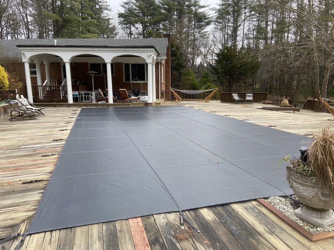 pool covers installed Albany, NY