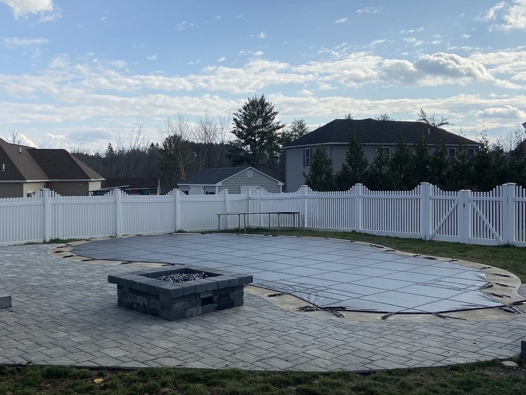pool safety covers installed Upstate NY