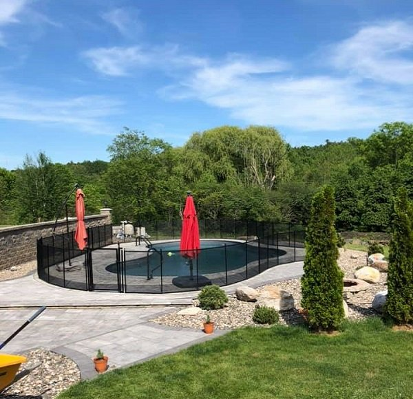 pool fence Springfield